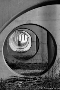 architectuurfoto-spoortunnel-gouda
