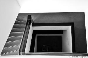 architectuurfotografie kaasfabriek de Producent Gouda