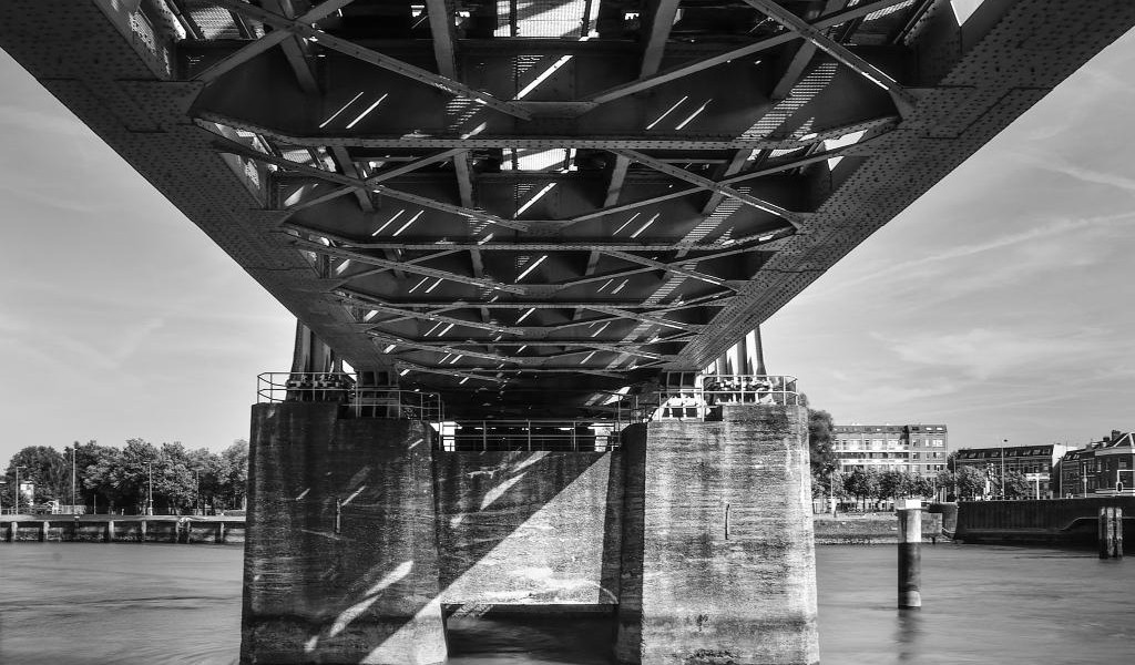 architectuurfotografie rotterdam de Hef