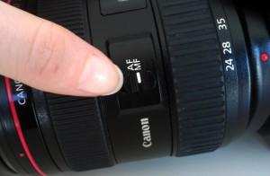 autofocus lens