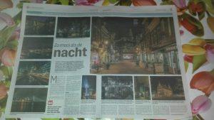 krantenartikel AD
