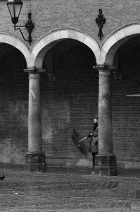straatfotografie Binnenhof Den Haag 2