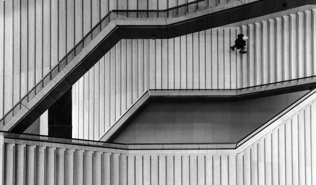 architectuurfotografie Viktor J. Koningsbergergebouw Utrecht 2