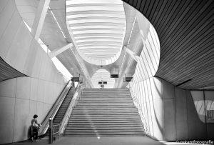 architectuurfotografie station arnhem 2