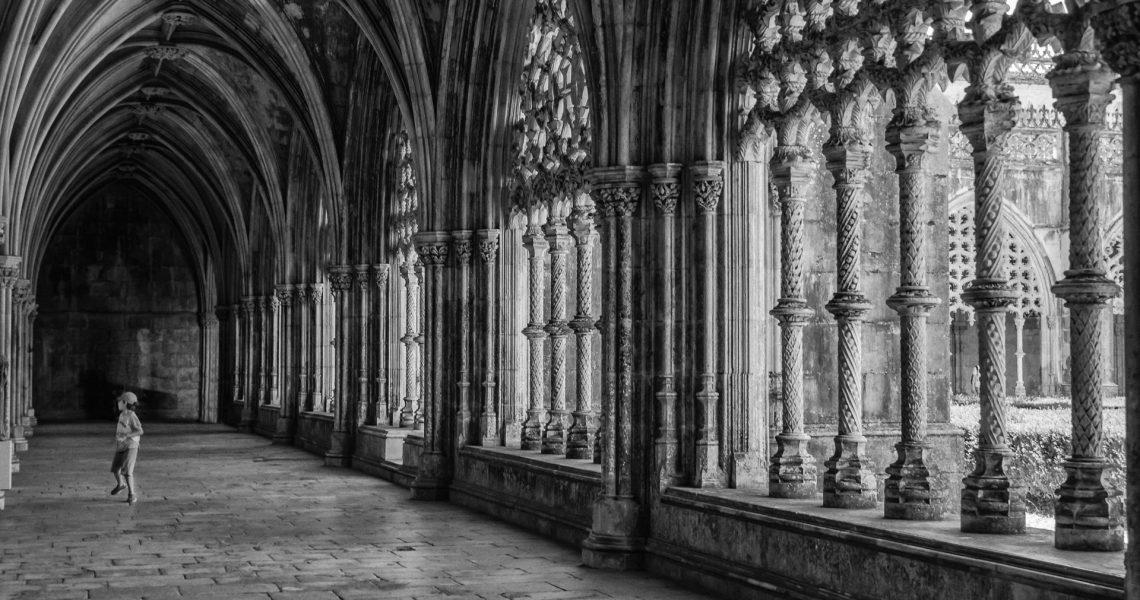 architectuurfotografie klooster batalha portugal