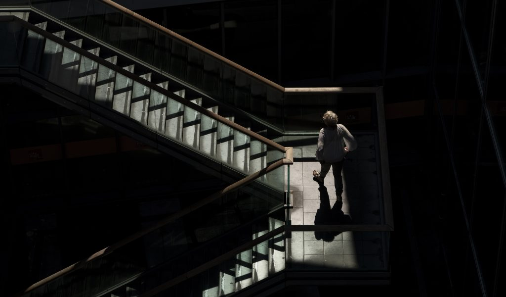 almere centrum op zoek naar het licht