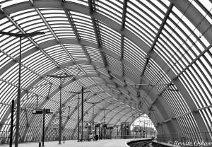 architectuur station amsterdam sloterdijk