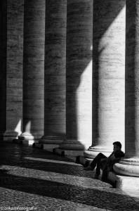 architectuurfotografie Sint Pieter Rome