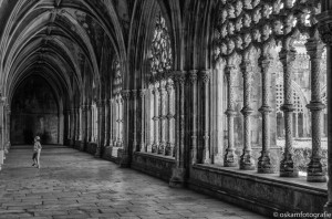 architectuurfotografie klooster Batalha 2, Portugal