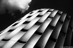 architectuurfotografie parkeergarage de cope Utrecht 1