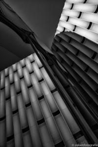 architectuurfotografie parkeergarage de cope Utrecht 3