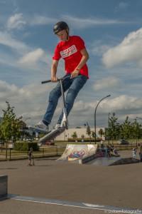 flitsfotografie skatebaan Amersfoort 08