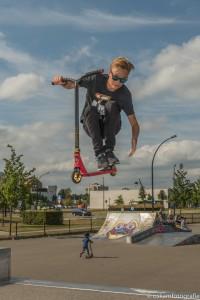 flitsfotografie skatebaan Amersfoort 10