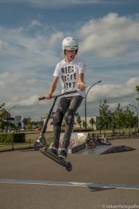 flitsfotografie skatebaan Amersfoort 11