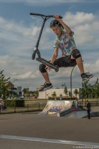 flitsfotografie skatebaan Amersfoort 13