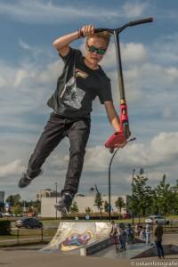 flitsfotografie skatebaan Amersfoort 14