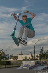 flitsfotografie skatebaan Amersfoort 16