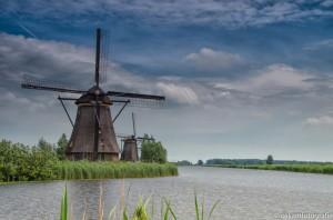 landschapsfotografie molens Kinderdijk