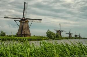 landschapsfotografie molens Kinderdijk3