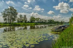 landschapsfotografie reeuwijkse plassen breevaart