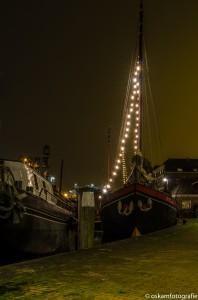 nachtfotografie museumhaven gouda 3