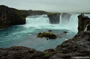 natuurfotografie ijsland waterval godafoss