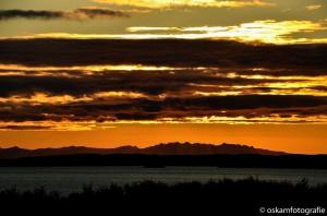 natuurfotografie ijsland zonsondergang Borgarnes2