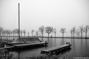 natuurfotografie reeuwijkse plassen mist 02