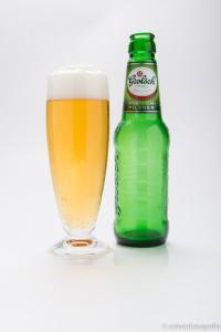 opdracht productfotografie glas bier
