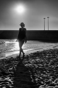 portretfotografie strand porto portugal