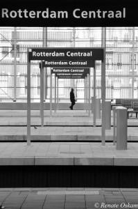 straatfotografie-station-rotterdam-perspectief